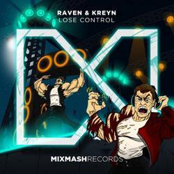 Lose Control (Single) - Raven & - Kreyn