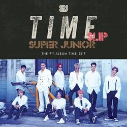 Time_Slip - The 9th Album - Super Junior