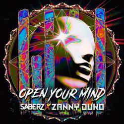 Open Your Mind (Single) - SaberZ - Zanny Duko