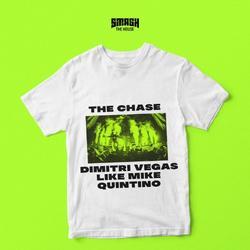 The Chase (Single) - Dimitri Vegas & - Like Mike - Quintino