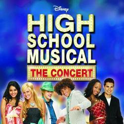 High School Musical The Concert - High School Musical Cast
