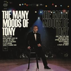 The Many Moods Of Tony - Tony Bennett