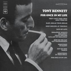 For Once In My Life - Tony Bennett