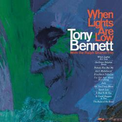When Lights Are Low - Tony Bennett
