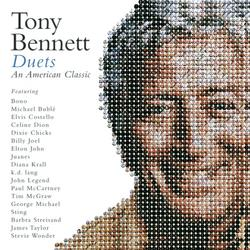 Duets An American Classic - Tony Bennett
