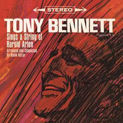 Tony Bennett Sings A String Of Harold Arlen - Tony Bennett