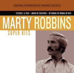 Super Hits - Marty Robbins