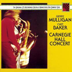 Carnegie Hall Concert - Gerry Mulligan