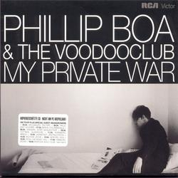My Private War - Phillip Boa And The Voodooclub
