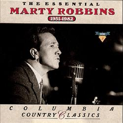 The Essential Marty Robbins  1951-1982 - Marty Robbins