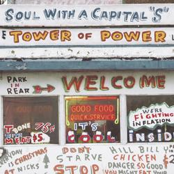 """Soul With A Capital """"S"""" - The Best Of Tower Of Power - Tower Of Power"""