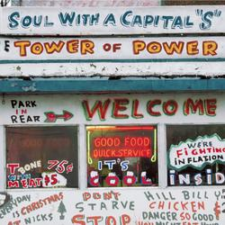 "Soul With A Capital ""S"" - The Best Of Tower Of Power - Tower Of Power"