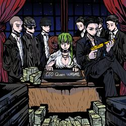 Nuna Bank - Queen WA$ABII