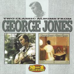 THE GRAND TOUR/ALONE AGAIN - George Jones