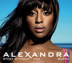 Start Without You - Alexandra Burke