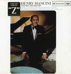 "Theme From ""Z"" And Other Film Music - Henry Mancini & His Orchestra"