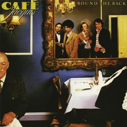 Round The Back - Café Jacques