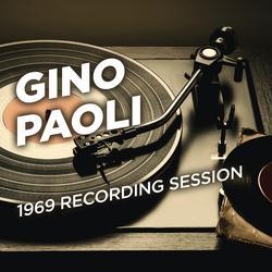 1969 Recording Session - Gino Paoli