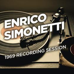 1969 Recording Session - Enrico Simonetti