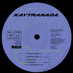 NOTHIN LIKE U / CHANCES (EP) - Kaytranada