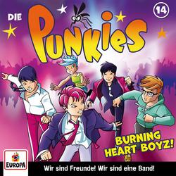 014/Burning Heart Boyz! - Die Punkies