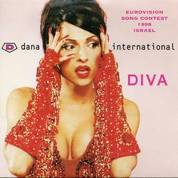 Diva (English Radio Version) - Dana International