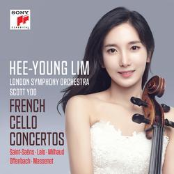 French Cello Concertos - Hee-young Lim