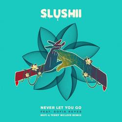 Never Let You Go (MOTi & Terry McLove Remix) - Slushii