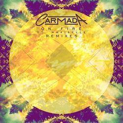 On Fire (Remixes) - Carmada