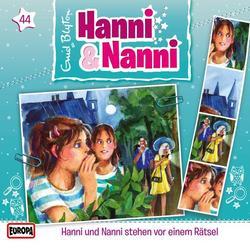 44/Hanni und Nanni stehen vor einem Rätsel - Hanni und Nanni