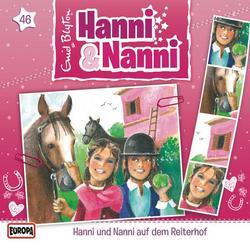 46/auf dem Reiterhof - Hanni und Nanni