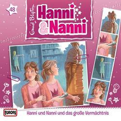 48/und das große Vermächtnis - Hanni und Nanni