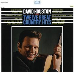 Sings Twelve Great Country Hits - David Houston