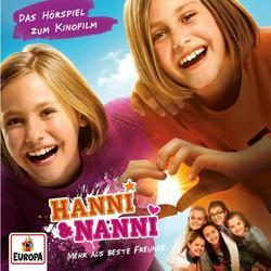 Mehr als beste Freunde - Das Original-Hörspiel zum Kinofilm - Hanni und Nanni