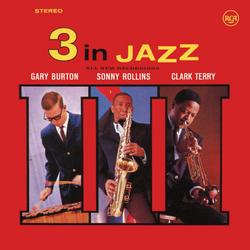 3 in Jazz (Remastered) - Gary Burton