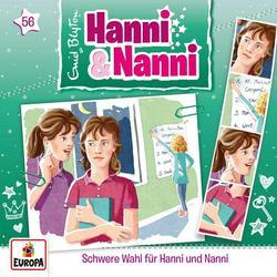 056/Schwere Wahl für Hanni und Nanni - Hanni und Nanni