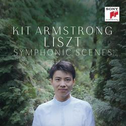 Liszt: Symphonic Scenes - Kit Armstrong