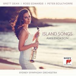 Island Songs - Amy Dickson