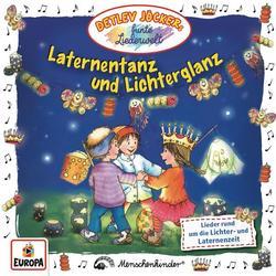 Laternentanz und Lichterglanz - Detlev Jöcker