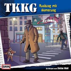 138/Raubzug mit Bumerang - TKKG