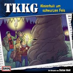 145/Hinterhalt am schwarzen Fels - TKKG