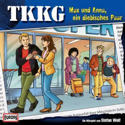 152/Max und Anna, ein diebisches Paar - TKKG