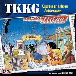 156/Erpresser fahren Achterbahn - TKKG