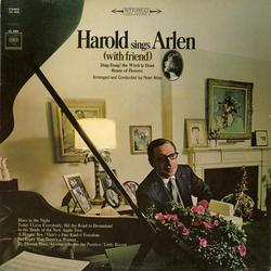 Harold Sings Arlen (With Friend) - Harold Arlen