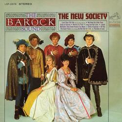The Barock Sound of the New Society - The New Society
