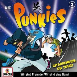 002/Gitarrendieb on tour! - Die Punkies