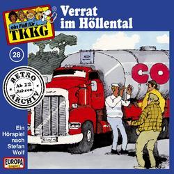 028/Verrat im Höllental - TKKG Retro-Archiv