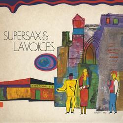 Supersax & L.A. Voices - Supersax