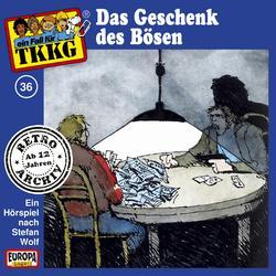 036/Das Geschenk des Bösen - TKKG Retro-Archiv