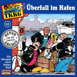 052/Überfall im Hafen - TKKG Retro-Archiv